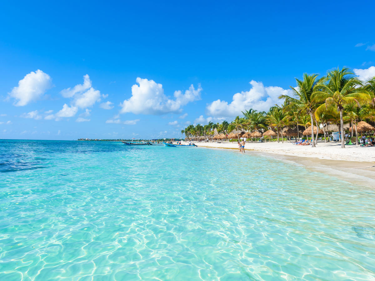 Visit Cancun from Ireland